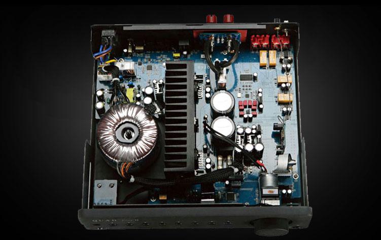 Audio Analogue Primo Cento VT rev.2.0 ronzio canale destro Vena-II-inside-image-11